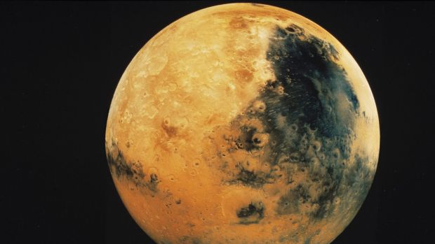 Earth-bound mission: Boris Morukov led a team through preparations for a trip to the Red Planet.