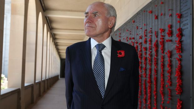 """Much ado about a word: John Howard wanted to include """"mateship"""" in a new preamble to the Australian constitution to be ..."""