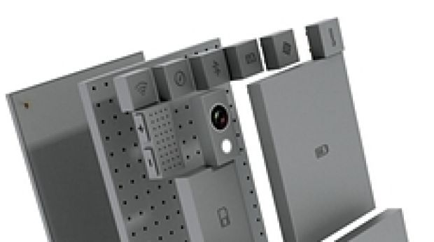Phonebloks ... Dutch designer Dave Hakkens hashed out a system in which standardised parts, such as the camera, WiFi ...