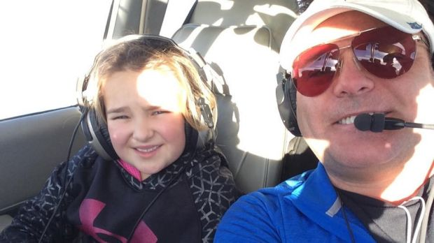 Plane crash tragedy: Kentucky Police have identified the four victims of the plane crash as Marty Gutzler (right), 49, ...