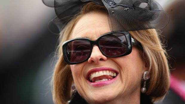 Serial winner: Gai Waterhouse is in search of a fifth success in the Magic Millions Classic