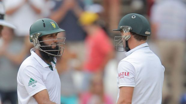 Hashim Amla and AB de Villiers showed a different dimension to their games