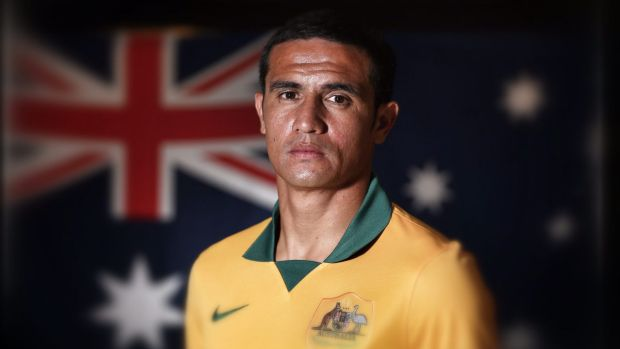 """""""But this is our turn. This is our chance ... this can be it."""" Tim Cahill says soccer in Australia is coming."""