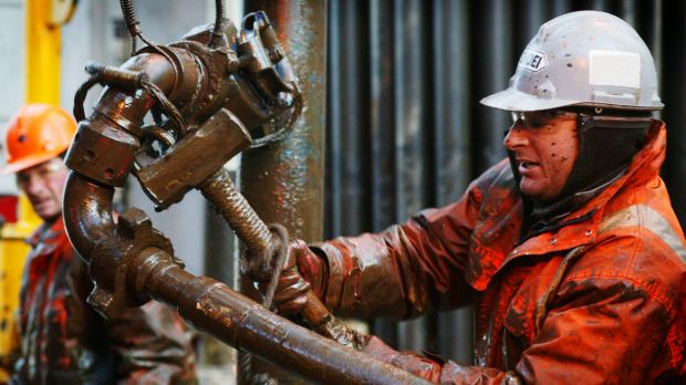 Slumping oil prices have hit exploration spending.