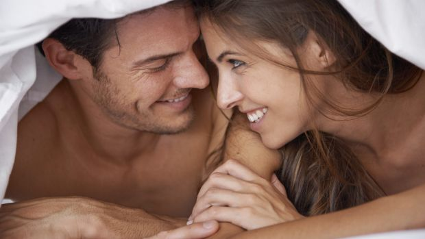 Make time: Most people don't talk about improving their sex lives but it's as good a resolution as any.