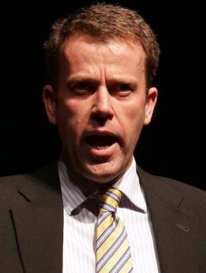 Variety: Country Liberal MP Dan Tehan says the government should broaden the GST.