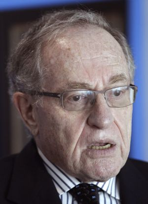 Attorney and law professor Alan Dershowitz denies assaulting Virginia Roberts. He also denies ever meeting her.