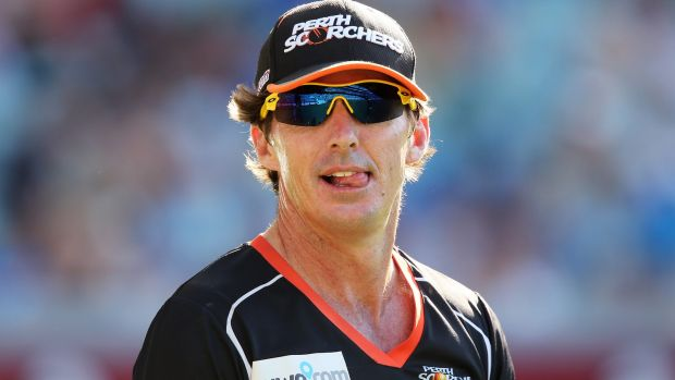Brad Hogg has tipped India to win the tournament.