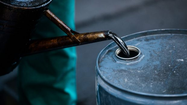 Oil prices have more than halved from their 2014 peak.
