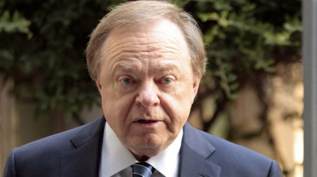 Harold Hamm, chief executive of oil driller Continental Resources.