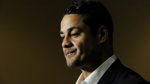 STILL WAITING: Former NRL star Jarryd Hayne is yet to ink a deal with an American football team.