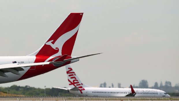 Pressure is building on Australia's big airlines to lower their ticket prices, but investors are putting their hopes on ...