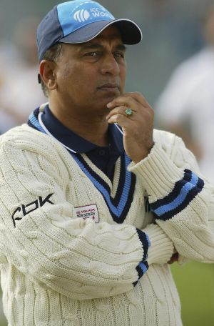 Late to the party: Sunil Gavaskar claims Cricket Australia were tardy in extending an invitation to him