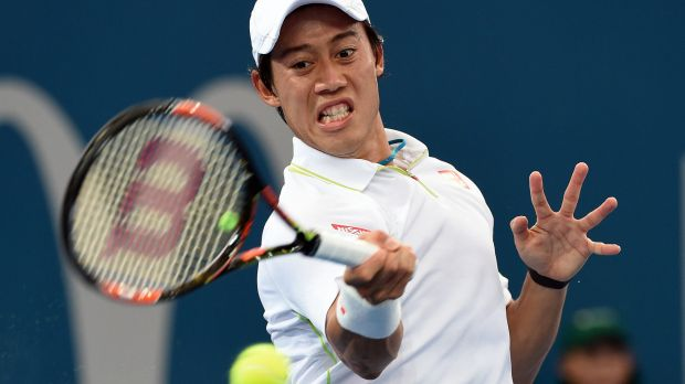 Kei Nishikori has been in impressive form after his breakout year.