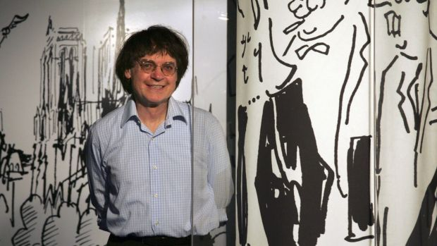 French cartoonist Jean Cabut, known as Cabu, who was killed in the attack.