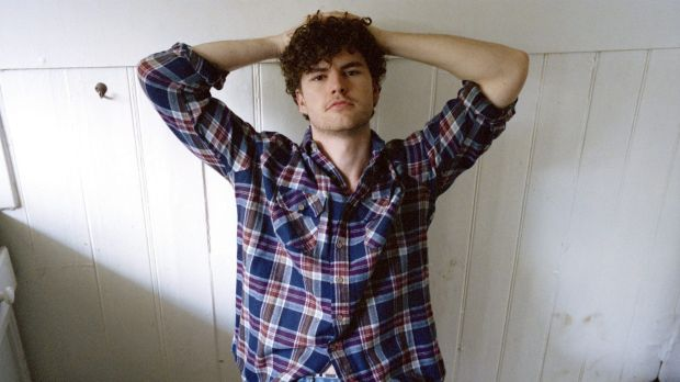 On the cusp of a US breakthrough: Singer James Keogh aka Vance Joy.