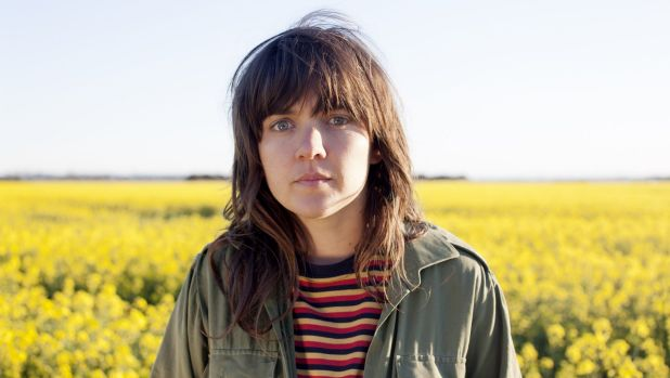 Indie guitar specialist: Courtney Barnett
