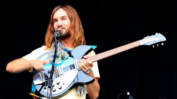 Alternative act: Tame Impala, frontman Kevin Parker.