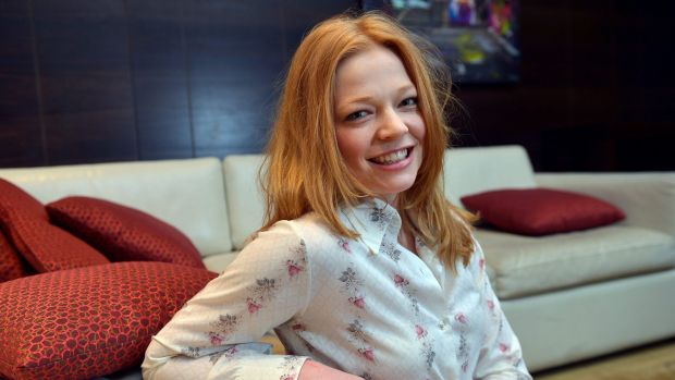 Expected to make waves this year: Actress Sarah Snook.