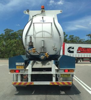 Caught on camera: A hot pursuit of flowback water revealed what AGL and Transpacific had tried to keep under wraps.
