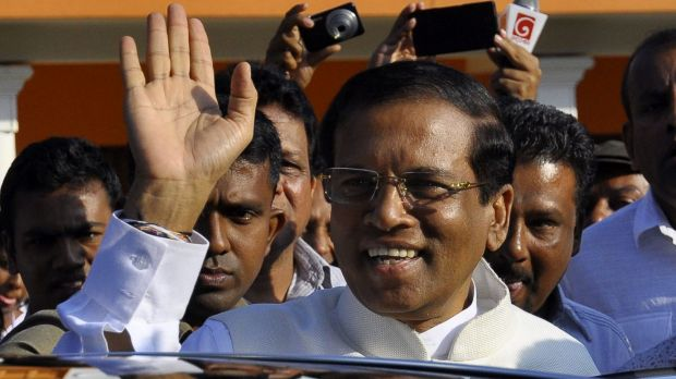 Accusations: There are allegations of Indian involvement in the surprise election of Maithripala Sirisena as Sri Lanka's ...