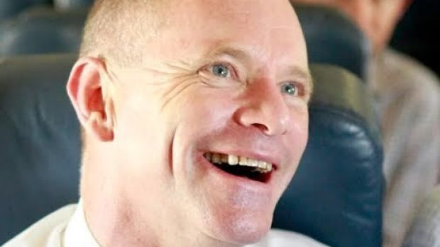 Campbell Newman during the first official week on the campaign trail.