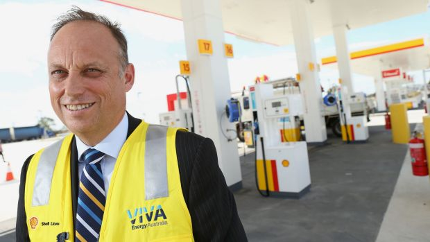 Scott Wyatt is leading Viva Energy into a new era in Australian refining.