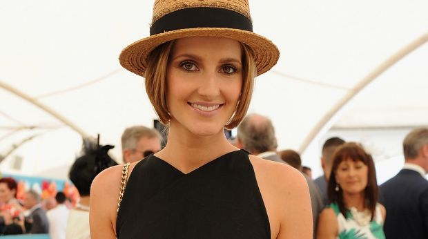 Kate Waterhouse at Magic Millions Race Day.