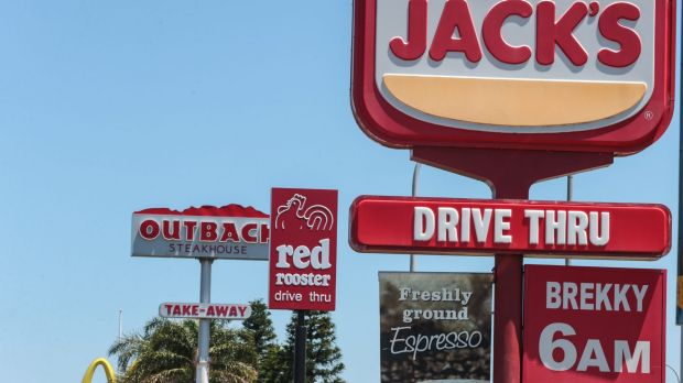 Traditional fast food chains are under threat from new chains like Grill'd.