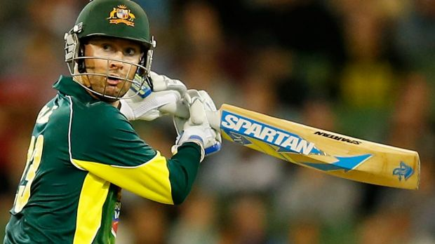 Fitness race: Australian captain Michael Clarke may miss the opening match.
