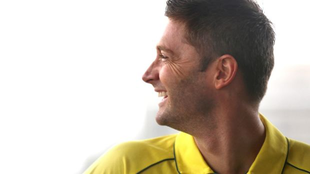 Do me a favour: Jeff Cook's declaration aimed at helping out Test captain Michael Clarke has landed him in bother.