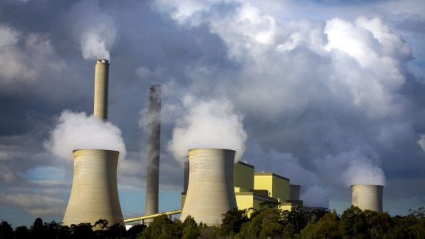 Overseas investors are concerned about Australia's approach to carbon emissions and corporate social responsibility.