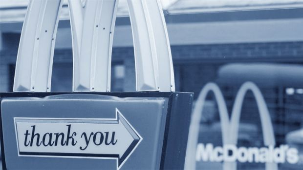 'What McDonald's stands for is inconsistent with the values of health services treating a growing number of children ...