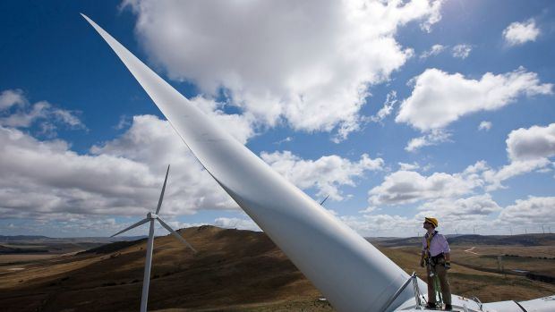 Employment in renewables has slipped 15 per cent since 2011-12 when it reached a peak of almost 15,000 full-time workers.
