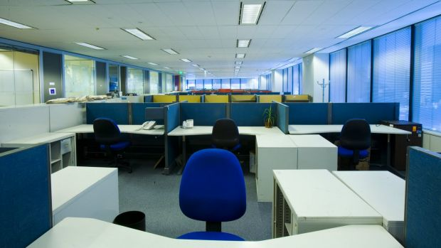 Perth CBD will have enough empty office space to accommodate almost 30,000 workers by the end of 2015.