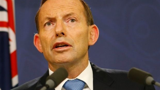 Tony Abbott: defended his planned slash to the Medicare rebate.