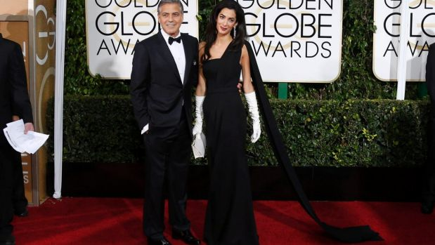Amal Clooney has been making inroads into best dressed lists since she hit the spotlight.