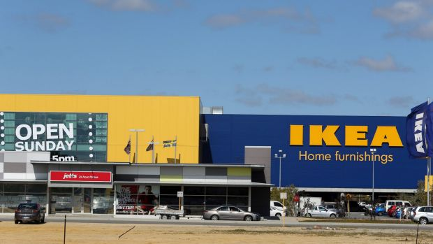 Ikea: Criticised for paying small amounts of tax in Australia.