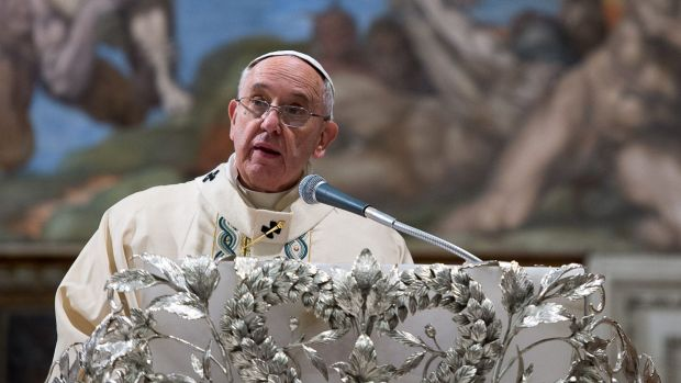 Pope Francis's encyclical on climate change is expected to have profound effects.
