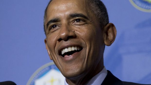 Barack Obama's legacy may be in a similar vein to fellow Democrats Franklin Delano Roosevelt's and Lyndon Baines Johnson.