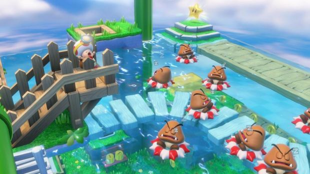 *Yawn*. <i>Captain Toad</i> is easily fatigued. He and floating goombas have that in common.