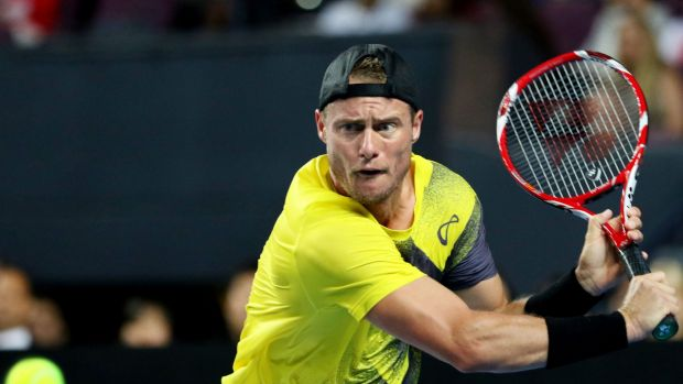 Of the 15 matches involving Australian males at this year's Australian Open, only veteran Lleyton Hewitt has played at ...