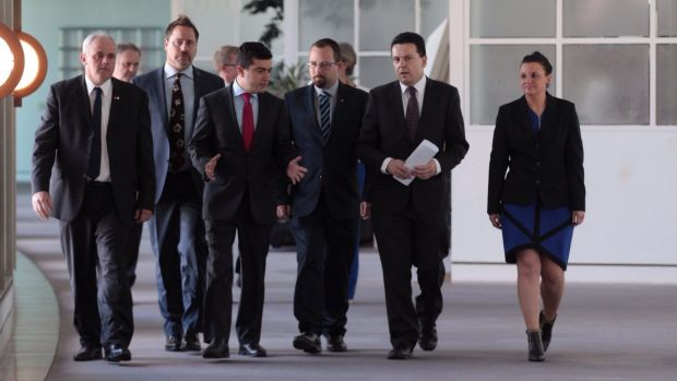 Labor, the Greens and the independents will use their combined majority to prevent an early Senate recall.