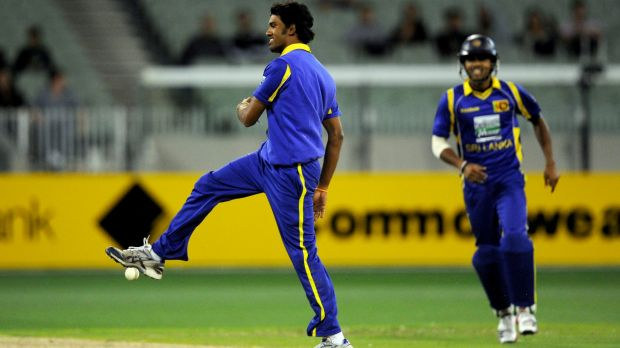 Sachithra Senananayake was cleared by the International Cricket Council to return to bowling in December.