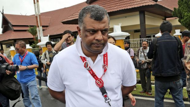 'We will continue to be the world's best and be better for you': AirAsia Group CEO Tony Fernandes.