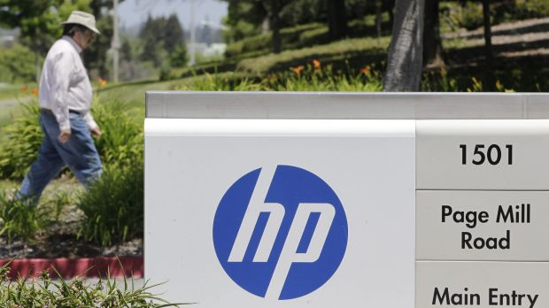 IS HP on a new buying spree?