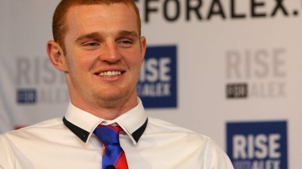 Alex McKinnon is set to take up a position with the Newcastle Knights.