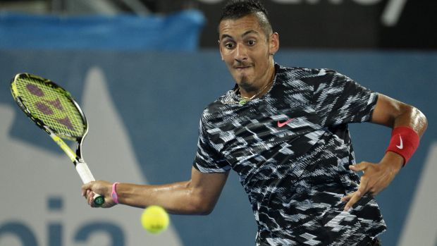Nick Kyrgios has been warned to protect his body.