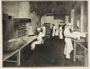 The Ernest Hillier factory of yesteryear.