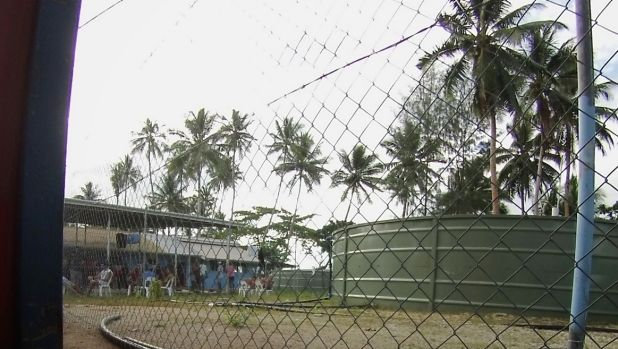 The damp, hot conditions on Manus Island, in Papua New Guinea, have led to serious skin conditions and increased risk of ...